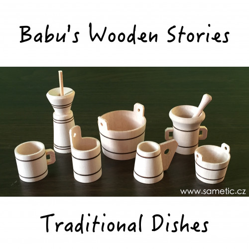 TRADITIONAL DISHES - Babu´s Wooden Stories